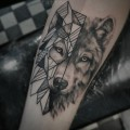 by Sabine / Tattoo artist / Black and Grey tattoos